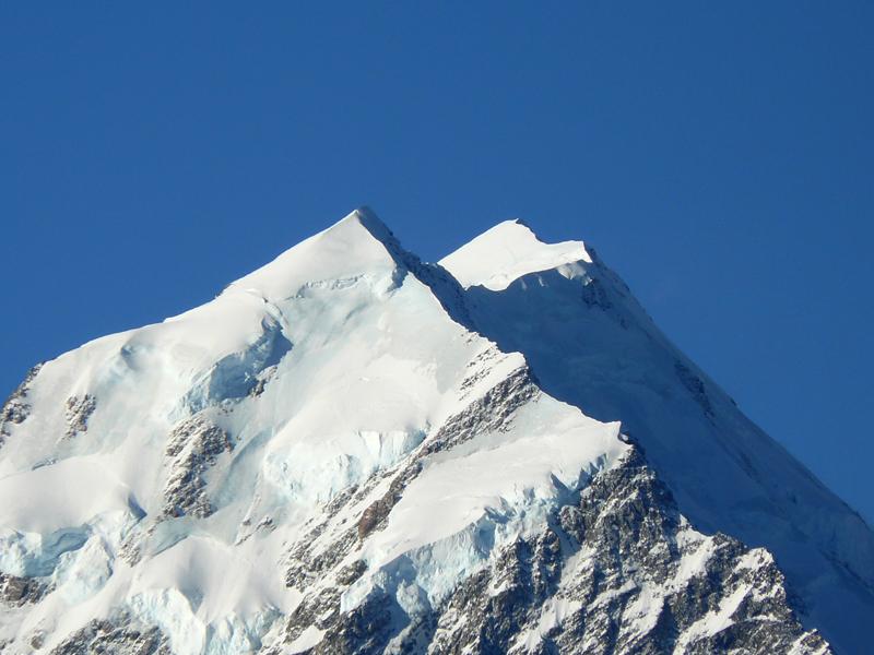 Montañas,  Nueva Zelanda