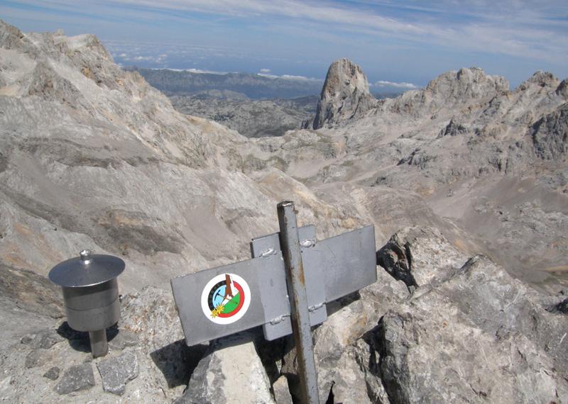 Pico Tesorero, Macizo Central Picos de Europa