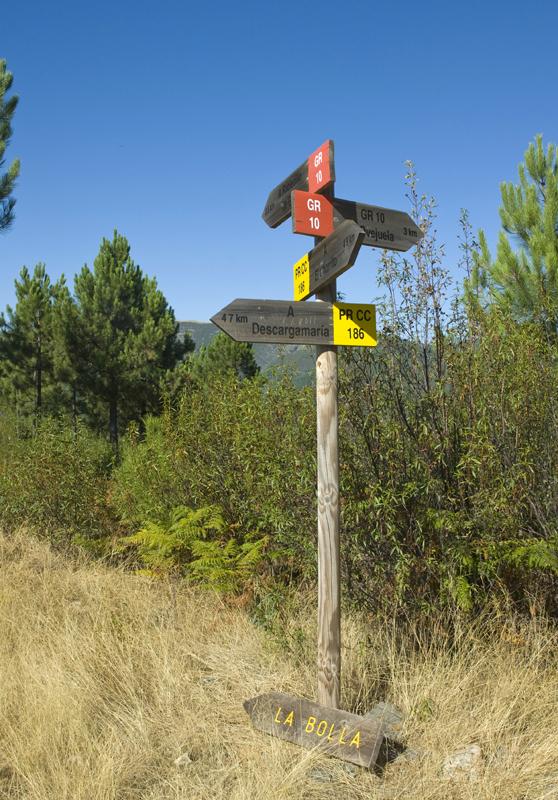 GR 10, Sierra de Gata