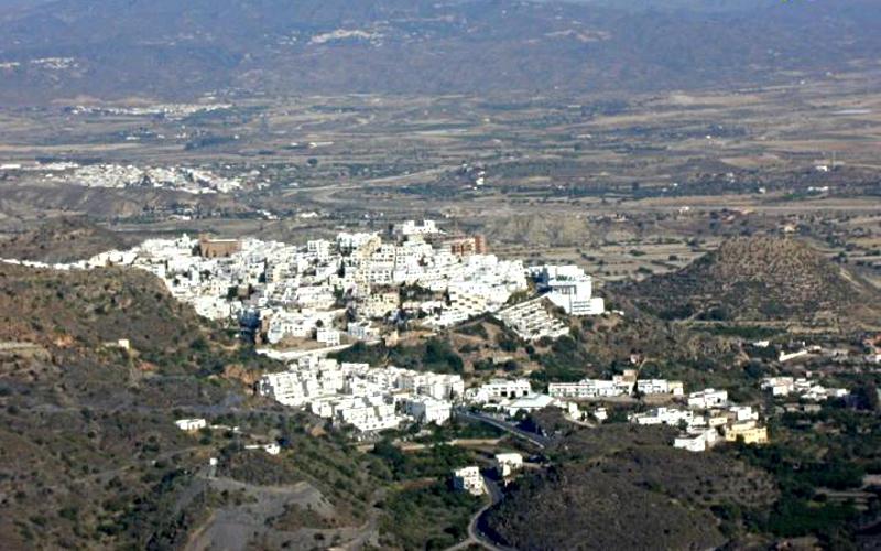 Mojácar, Almería