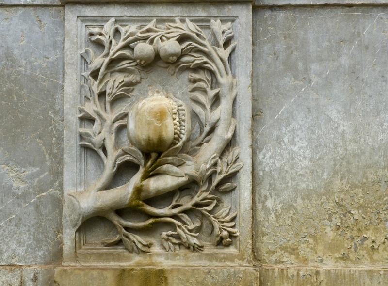 Fuente de Carlos V la Alhambra. Granada