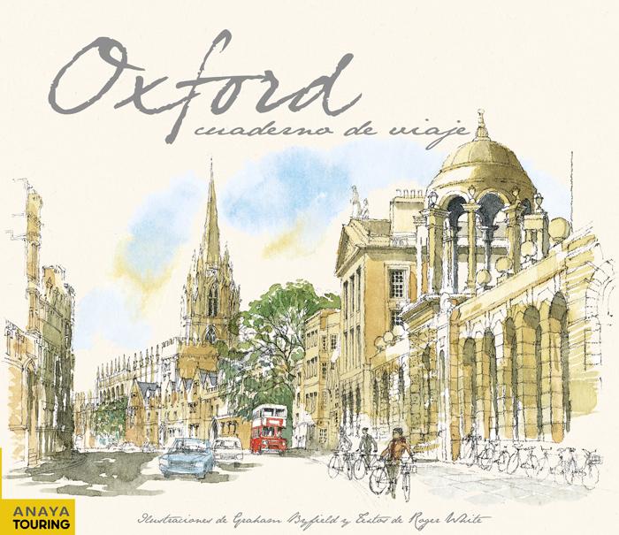 OXFORD, cuaderno de viaje
