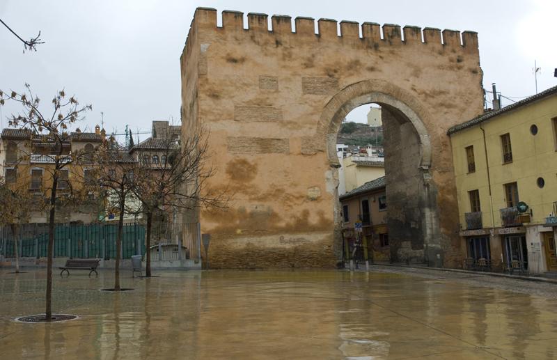 Puerta de Elvira. Granada