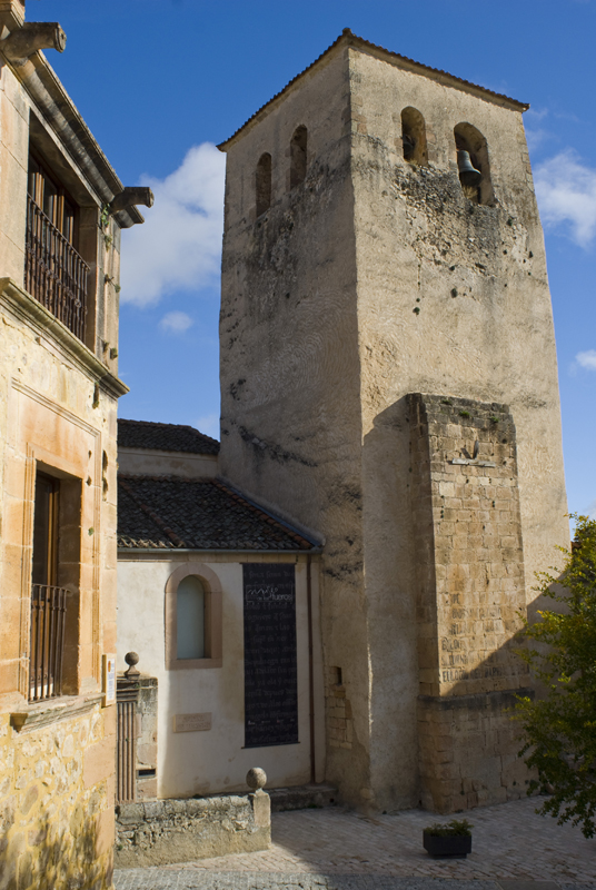 Sepulveda. Hoces del Río Duratón. Segovia