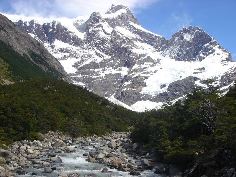 Patagonia,Torres del Paine, Chile