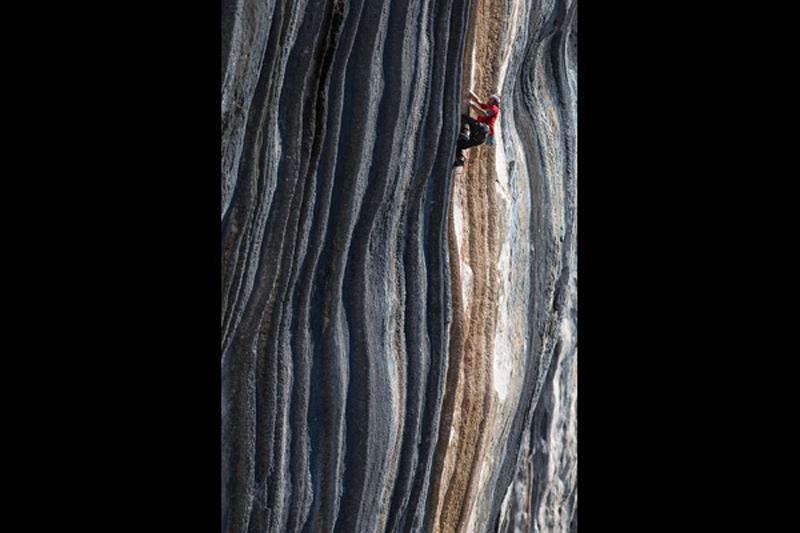 Klettern im Verdon