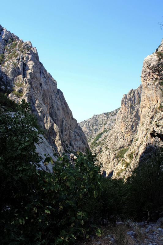 Croacia Paklenica