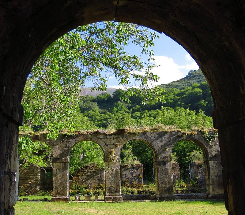 Monasterio Montes