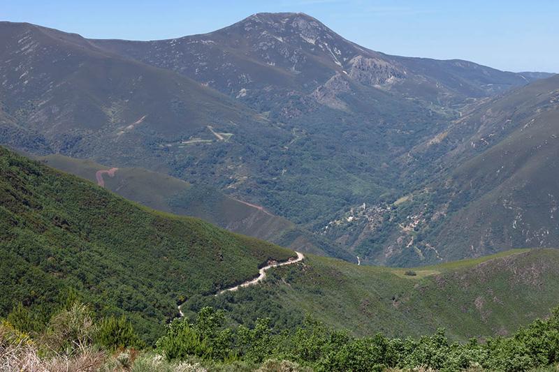 Montes de Valdueza