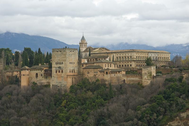 Conjunto de La-Alhambra