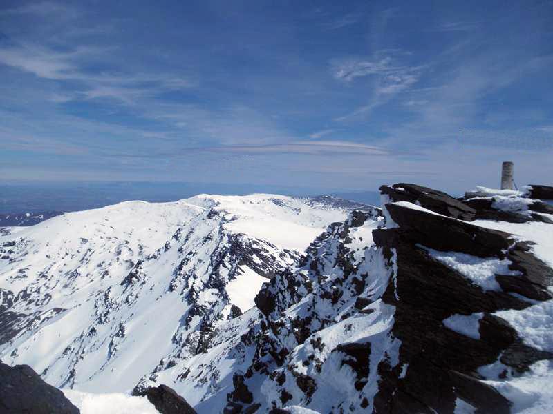 Pico Mulhacén, Sierra Nevada