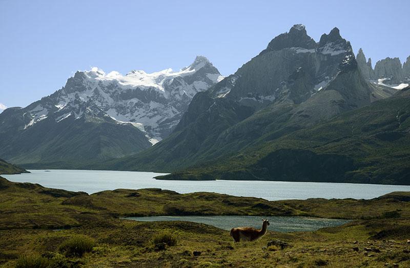 Lago Nordernskjöld-Chile