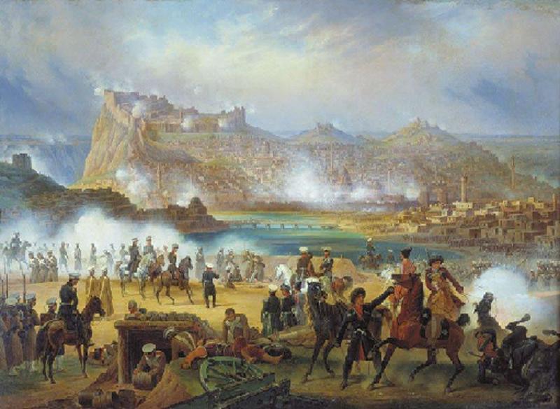 El Imperio Otomano