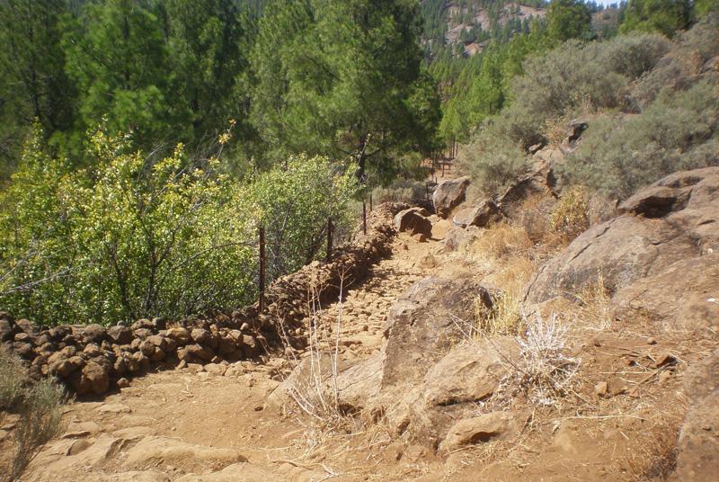 Caldera de Tejera - Gran Canaria