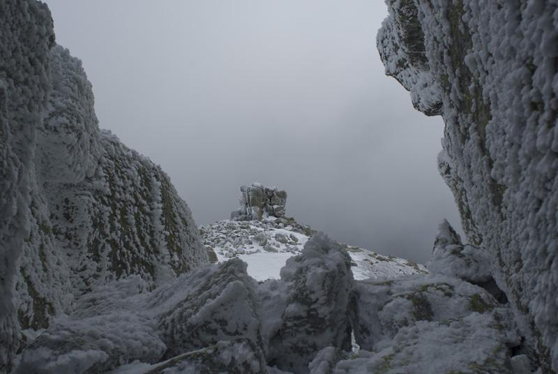 Cerro del Estecillo, Cuerda Mala