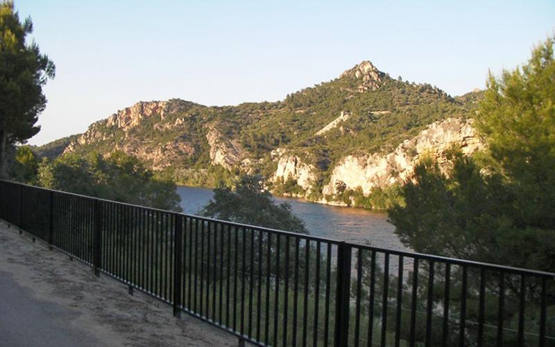 Vía verde, Val de Zafan, Carlos Fadrique