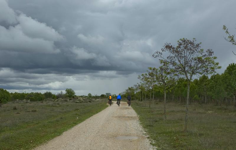 Camino de Santiago-Astorga-León
