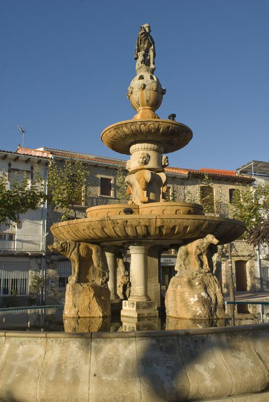 Fuente del Pionar-Valle del Jerte