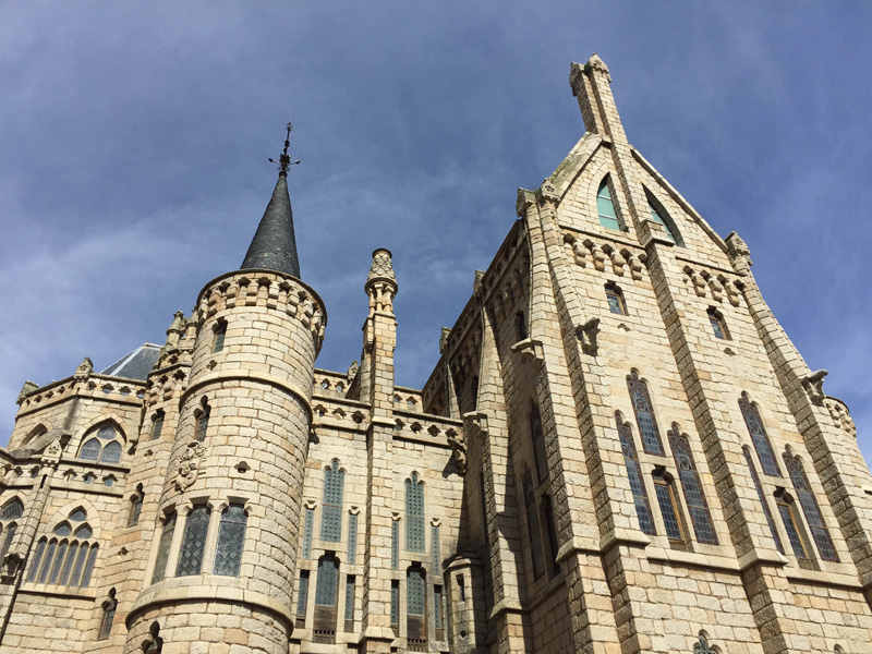 Palacio de Gaudí-Astorga-León