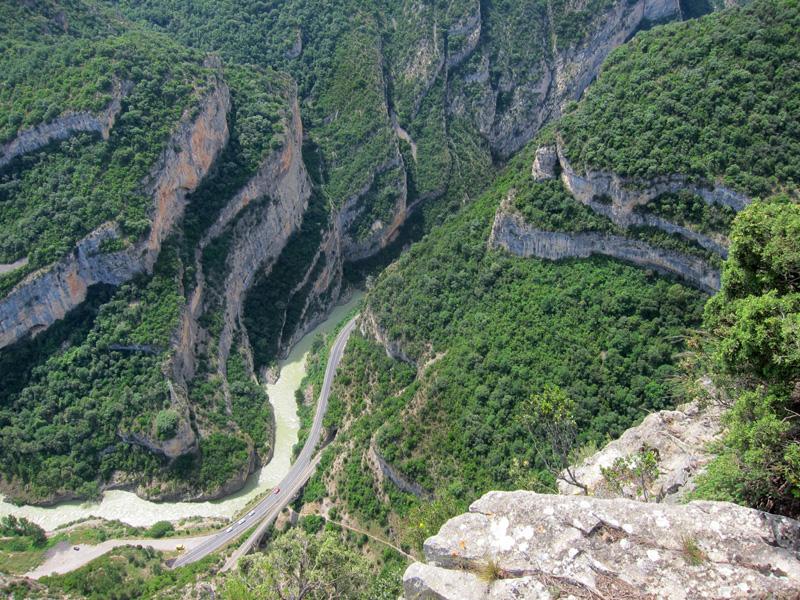 Congostos del Montsec