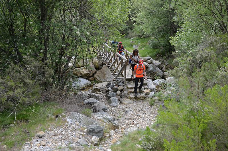 Sierra de la Cabrera, León