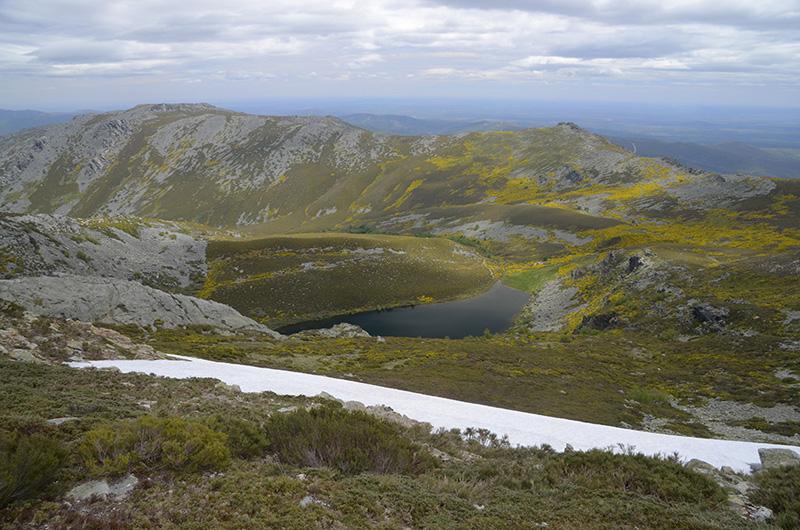 Sierra de Cabrera, León