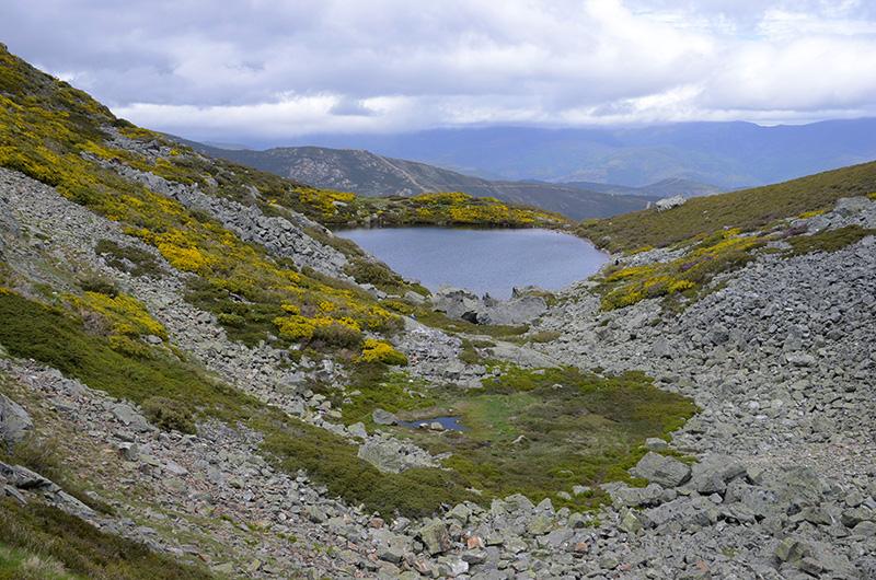 Laguna Maliciosa, Sierra de Cabrera, León