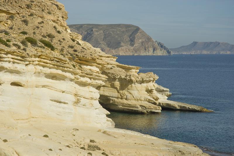 Dunas fósiles del Playazo, Cabo de Gata, Almería