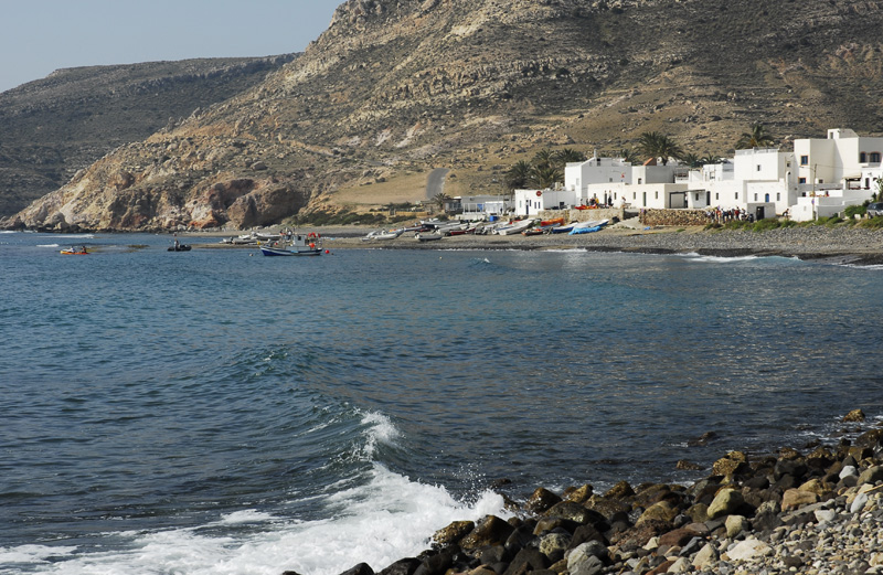 Las Negras Cabo de Gata, Almería