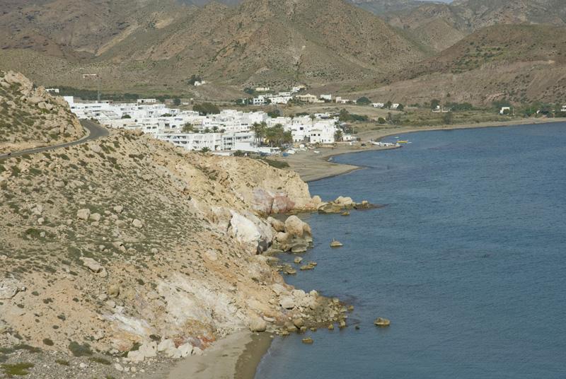 Las Negras, Cabo de Gata, Almería
