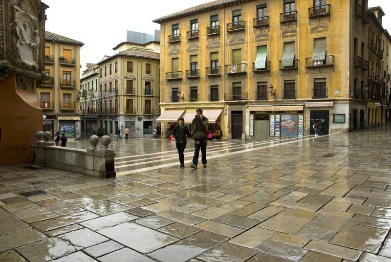 Plaza-de-las-Pasiegas Granada