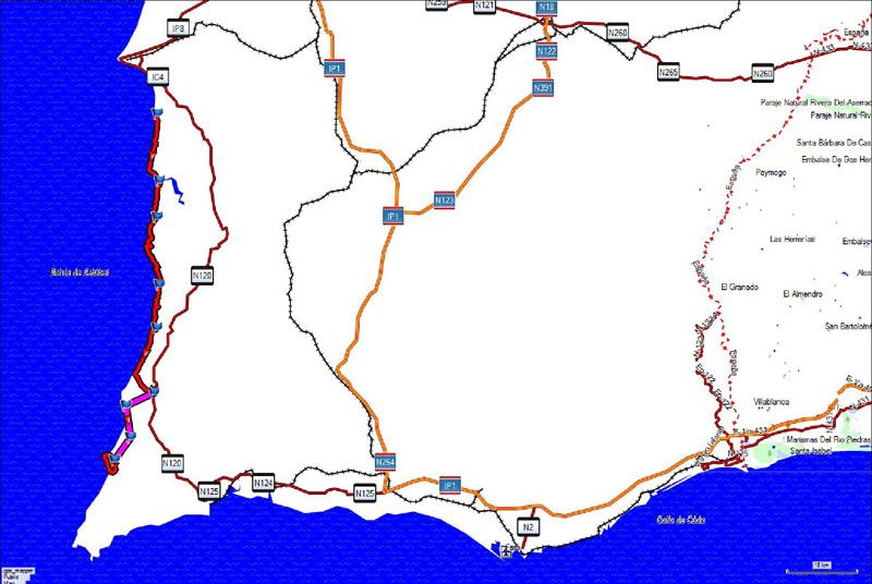 Ruta Vicentina Porto Covo-Carrapateira