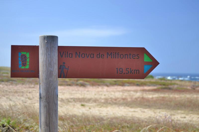 Ruta Vicentina, Portugal