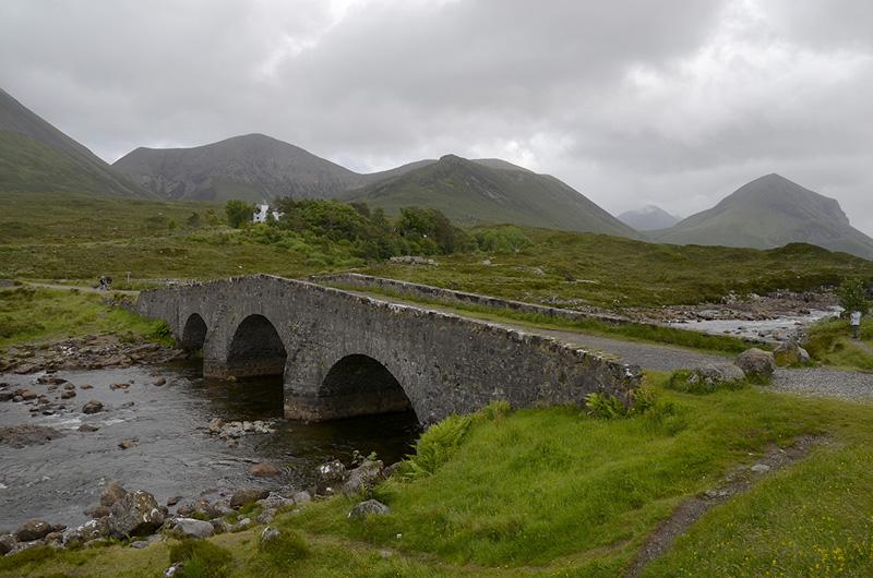 Puente en Skye