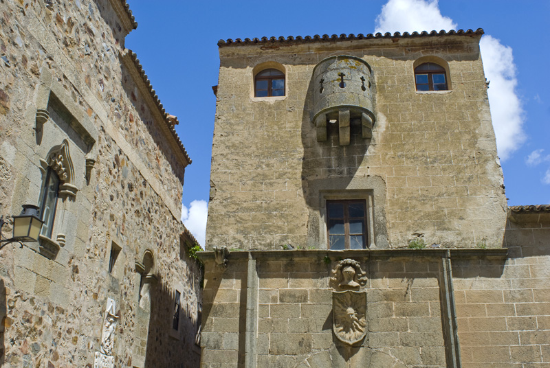 Casa del Sol, Cáceres