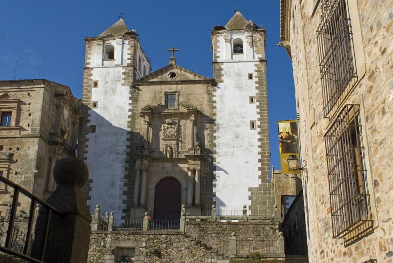 Iglesia de San Francisco, Cáceres