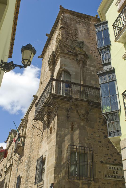 Palacio de Godoy, Cáceres