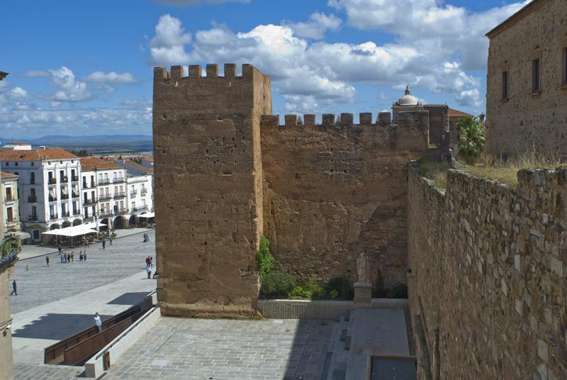 Foro de los Balbos, Cáceres