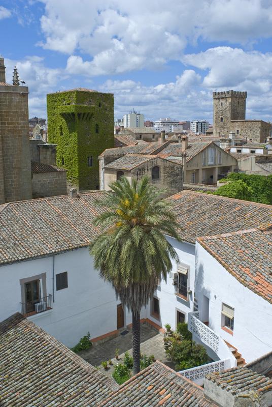 Ciudad antigua de Cáceres