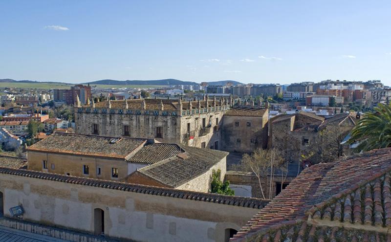 Palacio de Las Veletas, Museo Provincial, Cáceres