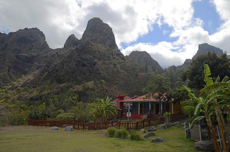 Cayenne_Mafate, Isla de la Reunión
