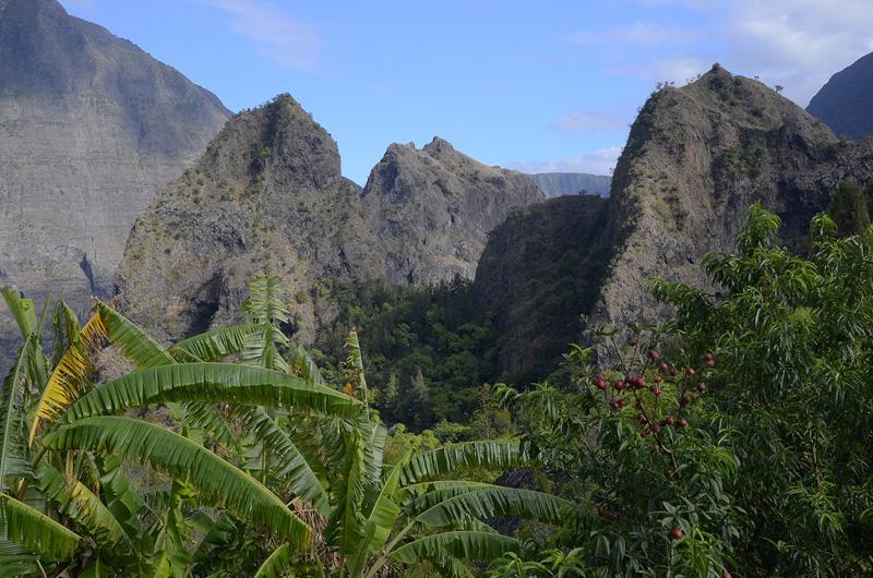 Mafate, Isla de la Reunión