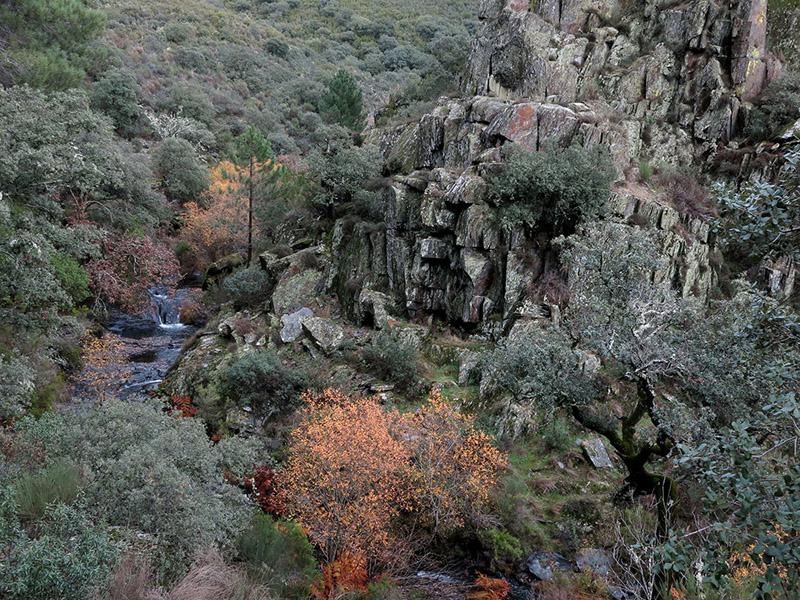 Parque Natural de Las Quilamas, Salamanca