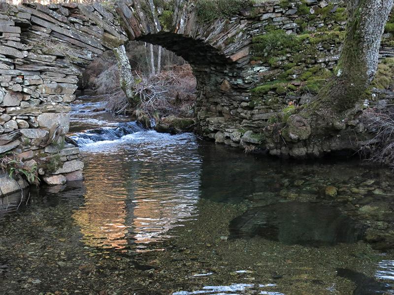 Puente Yunta, Sierra de Francia, Salamanca