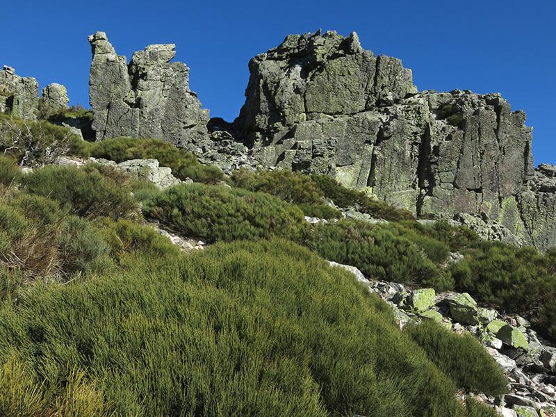 Riscos, Sierra de Francia, Salamanca