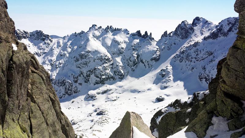 Cerro de los Huertos, Circo de Gredos