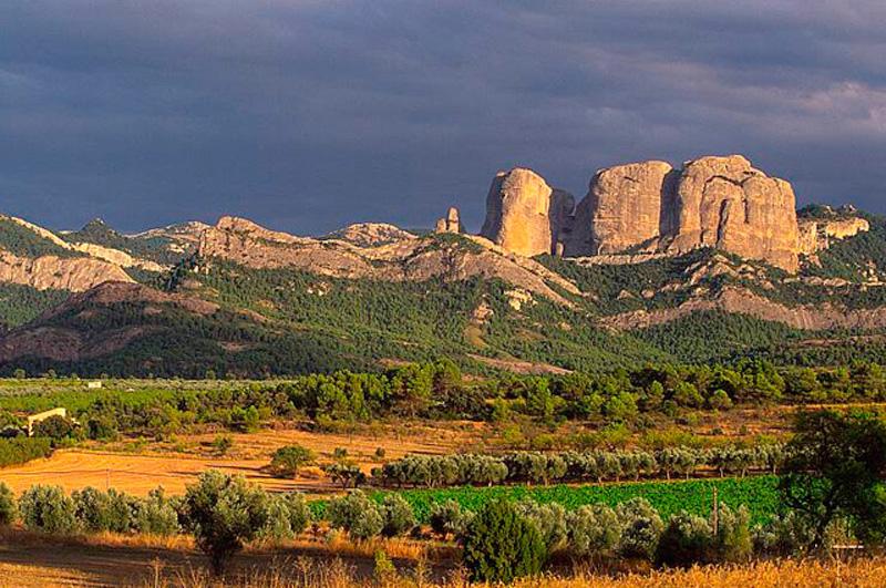 Montañas de Els ports, Horta de Sant Joan, Tarragona