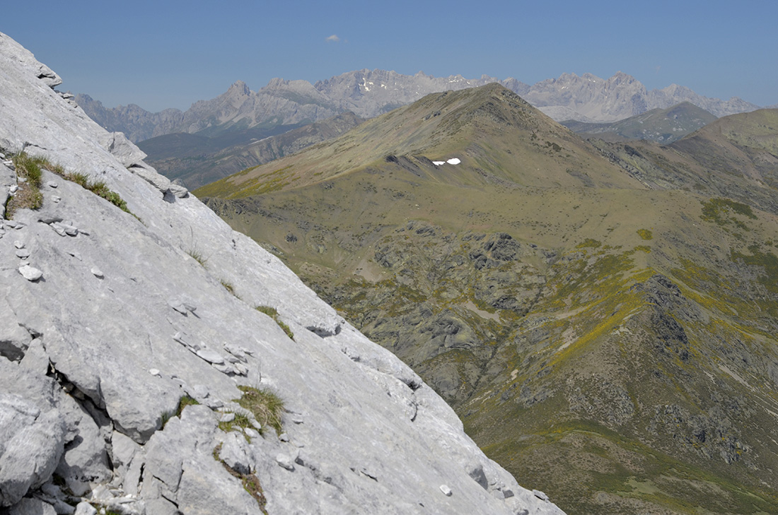 Picos de Europa, Montaña Palentina