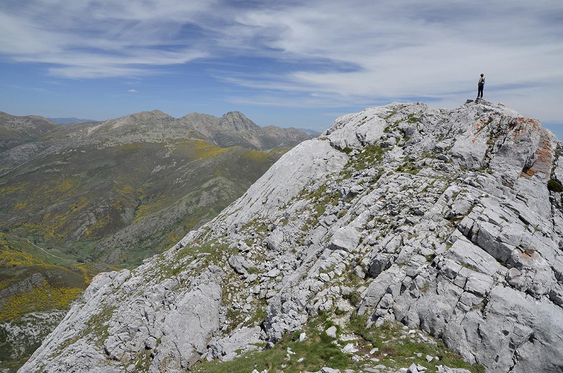 Cumbre este, La Montaña Palentina