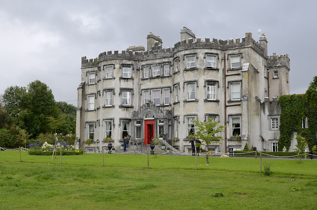 Ballyseede Castle, Irlanda